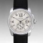 カルティエ時計ブランド 店舗 激安 カリブル ドゥ カルティエ WF100003