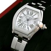 ブランド カルティエ時計スーパーコピー ロードスターGMT 2タイムゾーン W62032X6