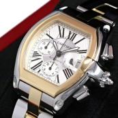ブランド カルティエ時計スーパーコピー ロードスタークロノ W62027Z1