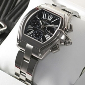 ブランド カルティエ時計スーパーコピー ロードスタークロノ W62020X6