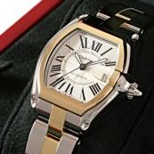 ブランド カルティエ時計スーパーコピー ロードスター クロノグラフ W62019X6