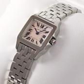 ブランド カルティエ時計スーパーコピー サントス ドゥモワゼル W25075Z5