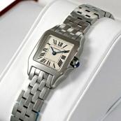ブランド カルティエ時計スーパーコピー サントス ドゥモアゼル W25064Z5