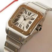 ブランド カルティエ時計スーパーコピー サントス100 W200728G