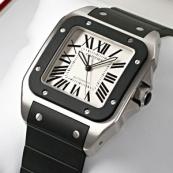 ブランド カルティエ時計スーパーコピー サントス100 クルーズライン W20121U2