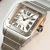 ブランド カルティエ時計スーパーコピー サントス100 W200737G