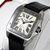 ブランド カルティエ時計スーパーコピー サントス100 W20073X8