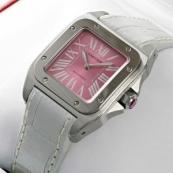 ブランド カルティエ時計スーパーコピー サントス100 リミテッドエディション W20132X8