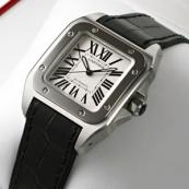 ブランド カルティエ時計スーパーコピー サントス100 W20106X8