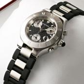 ブランド カルティエ時計スーパーコピー マスト21 ヴァンティアン クロノスカフ W10198U2
