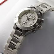 ブランド カルティエ時計スーパーコピー マスト21 ヴァンティアン クロノスカフ W10197U2