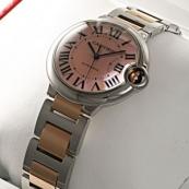 ブランド カルティエ時計スーパーコピー バロンブルー ドゥ カルティエ W6920033