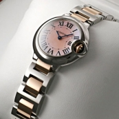 ブランド カルティエ時計スーパーコピー バロンブルー ドゥ カルティエ W6920034