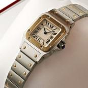 ブランド カルティエ時計スーパーコピー サントス ガルベ W20012C4