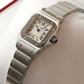 ブランド カルティエ時計スーパーコピー サントス ガルベ W20056D6