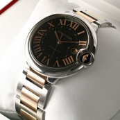 ブランド カルティエ時計スーパーコピー バロン ブルー ドゥ カルティエ コンビ W6920032