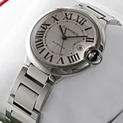 ブランド カルティエ時計スーパーコピー バロンブルー ドゥ メンズ スティール W69012Z4