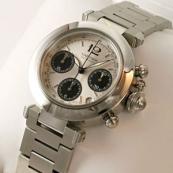 ブランド カルティエ時計スーパーコピー パシャC クロノグラフ W31048M7