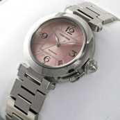 ブランド カルティエ時計スーパーコピー パシャC W31075M7