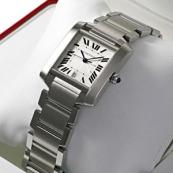 ブランド カルティエ時計スーパーコピー タンクフランセーズ W51002Q3