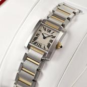 ブランド カルティエ時計スーパーコピー タンクフランセーズ W51007Q4