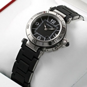 ブランド カルティエ時計スーパーコピー パシャ シータイマー レディー(ミニ) W3140003