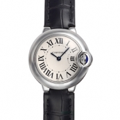 カルティエ コピー時計 バロンブルー 28mm W69018Z4