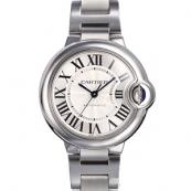 カルティエ コピー時計 バロンブルー 33mm W6920071