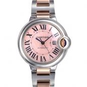カルティエ コピー時計 バロンブルー 33mm W6920070