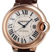 カルティエ コピー時計 バロンブルー 33mm W6920069