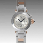 カルティエ時計スーパーコピー ミスパシャWJ124020