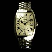 FRANCK MULLER フランクミュラー 偽物時計 トノウカーベックス センターセコンド 2852SC