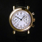 FRANCK MULLER フランクミュラー スーパーコピー時計 ラウンド 2カウンタークロノグラフ ヴィーナスムーブメント 1750VEM