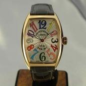FRANCK MULLER フランクミュラー スーパーコピー時計 カラードリームス 7851COLDREAMS_5N