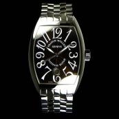 FRANCK MULLER フランクミュラー 偽物時計 トノーカーベックス ブラウンダイヤル 7880SCDT