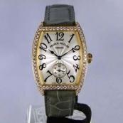 FRANCK MULLER フランクミュラー 時計 偽物 トノウカーベックス レディース ダイヤモンド 7502S6DP