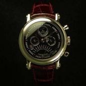 FRANCK MULLER フランクミュラー 時計 偽物 ラウンドパーペチュアルカレンダークロノグラフ 7000QPE