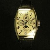 FRANCK MULLER フランクミュラー スーパーコピー時計 トノウカーベックス パーペチュアルカレンダー 5850QP24