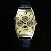 FRANCK MULLER フランクミュラー スーパーコピー時計 ヴィンテージ カーベックス 永久カレンダー 2850QP