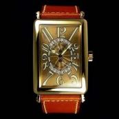 FRANCK MULLER フランクミュラー 偽物時計 ロングアイランド ビーレトロセコンド 1100DSR