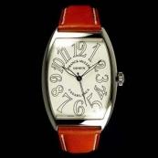 FRANCK MULLER フランクミュラー 偽物時計 カサブランカ ホワイト 6850CASA