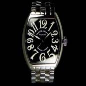 FRANCK MULLER フランクミュラー 偽物時計 カサブランカ ブラック 5850CASA