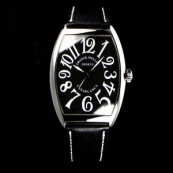 FRANCK MULLER フランクミュラー スーパーコピー時計 カサブランカ ブラック 6850CASA