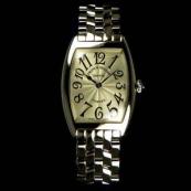 FRANCK MULLER フランクミュラースーパーコピー時計 トノウカーベックス レディース 1752QZ