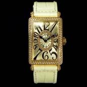 FRANCK MULLER フランクミュラースーパーコピー時計 ロングアイランド 1R ダイヤモンド 902QZDCD1RRELIEF
