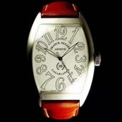 腕コピー FRANCK MULLER フランクミュラー 激安 カサブランカ 10th年記念 ホワイト 8880CASABR