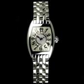 フランク・ミュラー コピー 時計 カーベックス レディース