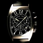 フランク・ミュラー コピー 時計 3カウンタークロノグラフ ノアール 8880CCATNR AC Black