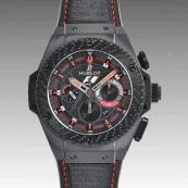 ウブロ キングパワー F1 腕時計 人気703.CI.1123.NR.FM010