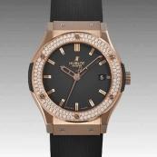ウブロ クラシック フュージョン ゴールド ダイヤモンド 511.PX.1180.RX.1104 高級時計 ブランド